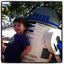Photo of San Diego LEGOLAND® California H and R2