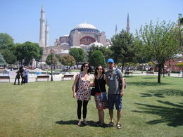 Photo of Istanbul Istanbul Small-Group Walking Tour: Hagia Sophia, Blue Mosque, Topkapi Palace and Grand Bazaar Istanbul Small-Group Walking Tour