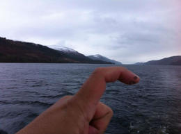Photo of Edinburgh Loch Ness, Glencoe and the Highlands Small-Group Day Trip from Edinburgh Lochness Monster