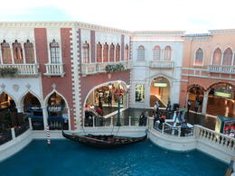 Photo of Las Vegas Las Vegas Super Saver: Romance Package at Madame Tussauds with Gondola Ride and Lunch or Dinner Lunch