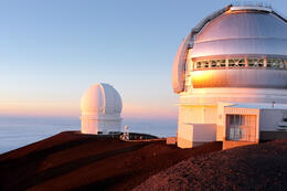 Photo of Big Island of Hawaii Mauna Kea Summit and Stars Small Group Adventure Tour MaunaKeaObservatories