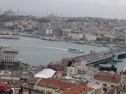 Photo of Istanbul Istanbul Shore Excursion: Istanbul in One Day Sightseeing Tour Old Istanbul from the Galata Tower
