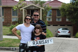 Photo of Melbourne The Official 'Neighbours' Tour of Ramsay Street Ramsay Street with  and quot;Stingray and quot;