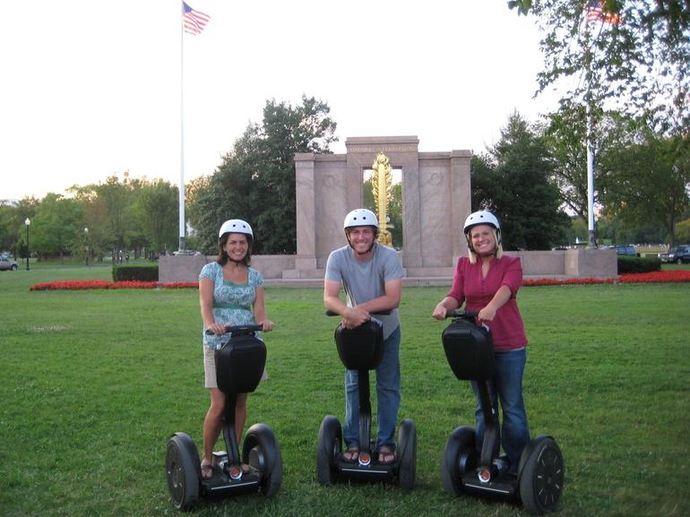 Segway Tour of DC - Washington DC
