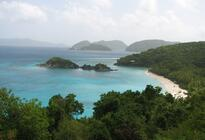 Photo of St Thomas St. John and Snorkeling at Trunk Bay