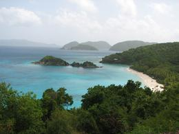 Photo of St Thomas St. John and Snorkeling at Trunk Bay St. John