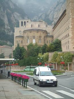 Photo of Barcelona Montserrat and Cava Trail Small Group Day Trip from Barcelona The Monestary