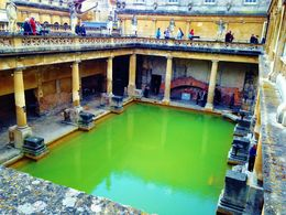 The baths were beautiful and the tour takes you through fairly quick so you have time to explore the city of Bath. , Antonio P - May 2015