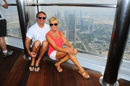 What a wonderful Trip to Dubai and the Burj Khalifa !! , Stacey G - September 2014