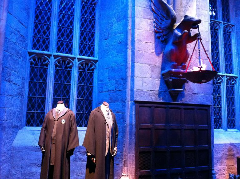 Warner Bros. Studio Tour London - London