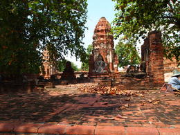 Ayutthaya ruin city , Maryna P - September 2014