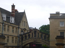Bridge of Sighs, Oxford , Vida V W - August 2014