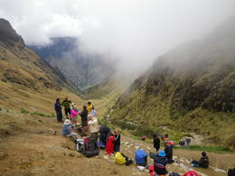 Photo of Cusco The Inca Trail: 4-Day Trek to Machu Picchu Campers