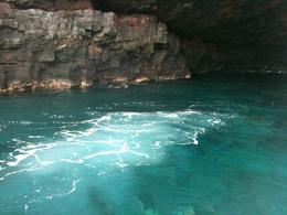 Photo of Big Island of Hawaii Zodiac Raft and Snorkel Adventure Cave under a lava tube