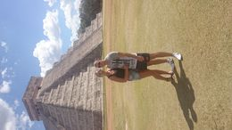 chichen itza , Kristina J - March 2015