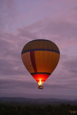Photo of Melbourne Yarra Valley Balloon Flight at Sunrise DSC05210
