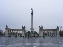 Photo of Budapest Budapest Half-Day Sightseeing Tour Heroes' Square