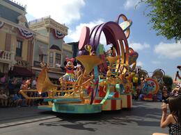 Photo of Anaheim & Buena Park 3-Day Disneyland Resort Ticket Mickey's Soundsational Parade