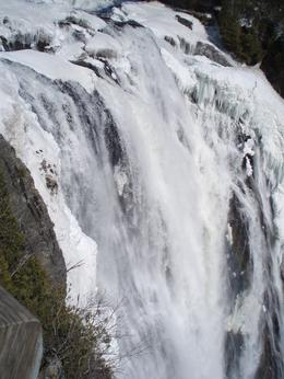 Photo of Montreal Quebec City and Montmorency Falls Day Trip from Montreal Montmorency Falls