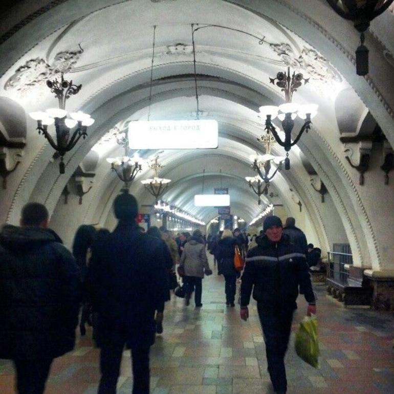 Moscow Metro - Moscow