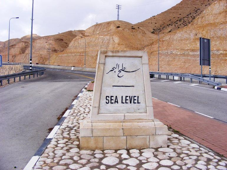 On the way to the Dead Sea - Jerusalem