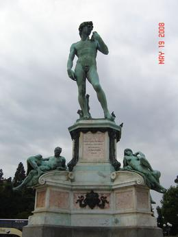 Photo of Florence Florence City Hop-on Hop-off Tour Piazzale Michelangelo