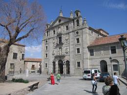 Photo of Madrid Avila and Segovia Day Trip from Madrid St Teresa of Avila