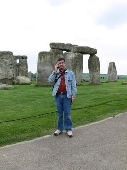 Stonehenge., Alex K - May 2008