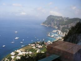 Heading to the top of Anacapri. - June 2008