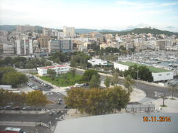 Palma de Mallorca city view , Zenaida L - January 2015
