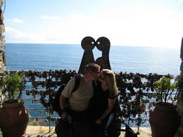 "Photo of Milan Cinque Terre Day Trip from Milan The ""Kiss"" on Lovers' Lane"