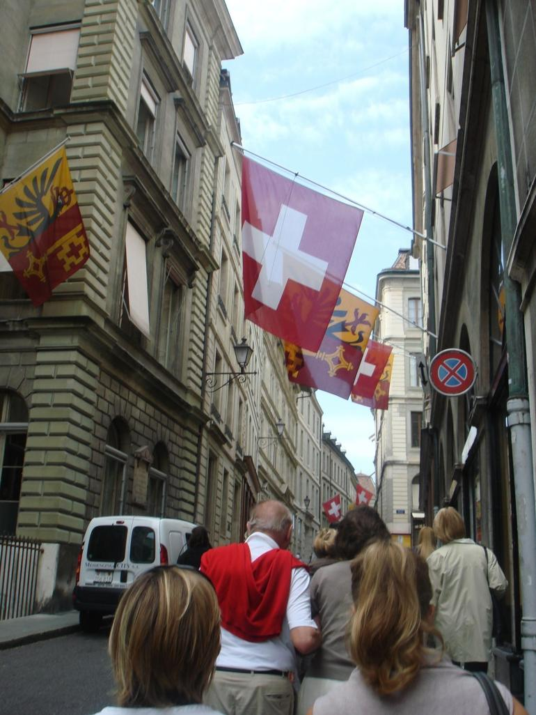 Walking Tour - Geneva