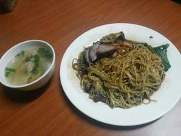 Photo of Kuala Lumpur Eat Like a Local: Kuala Lumpur Hawker Center and Street Food Tour by Night Wantan mee