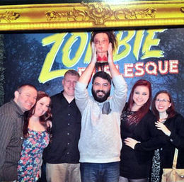 Photo of Las Vegas Zombie Burlesque at Planet Hollywood Resort and Casino Zombies!