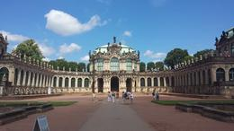 Photo of Prague Dresden Day Trip from Prague Zwinger Gallery