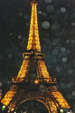 The Eiffel Tower is beautiful day or night. , AnonymousJack - May 2011