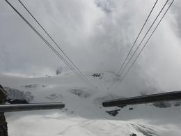 Photo of Lucerne Mount Titlis Eternal Snow Half-Day Trip from Lucerne A Snow Storm