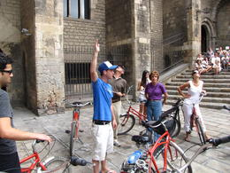 Photo of Barcelona Barcelona Half-Day Bike Tour BARCELONA 020