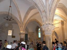 Room of Last Supper - August 2010