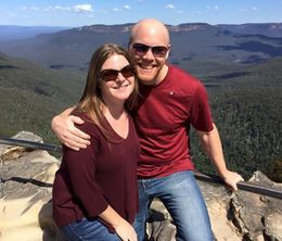 My boyfriend and I really enjoyed this small group tour. We not only saw stunning views of the blue mountains, but enjoyed our time at the wildlife park a much better park than others we went to on ... , Michelle H - September 2015