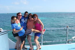 Photo of Cancun Sightseeing, Snorkeling and Dancing Catamaran Cruise from Cancun Fun on the Dancer