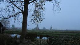 Zaanse Schans Windmills, Marken and Volendam - November 2012