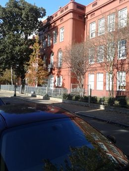 School used in the Elvis Presley movie King Creole. , Willie F G - December 2015
