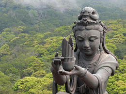 Photo of Hong Kong Lantau Island and Giant Buddha Day Trip from Hong Kong Lantau Island