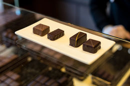 Tasting of chocolats , s.marsky - May 2016