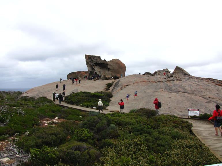 Remarkable Rocks - Adelaide