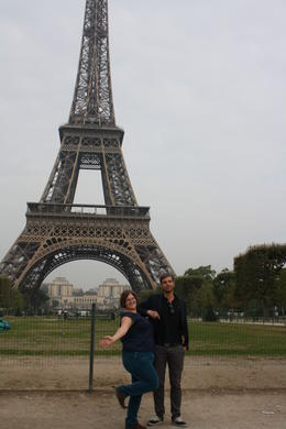 Photo of Paris Best of Paris Tour Including Versailles and Lunch at the Eiffel Tower Steph and Julien