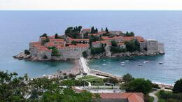 Photo of Dubrovnik Small-Group Montenegro Day Trip from Dubrovnik Sveti Stefan islet