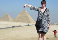 Photo of Cairo Private Tour: Giza Pyramids, Sphinx, Memphis, Sakkara