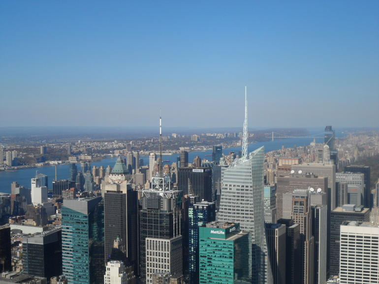 Top of empire state - New York City